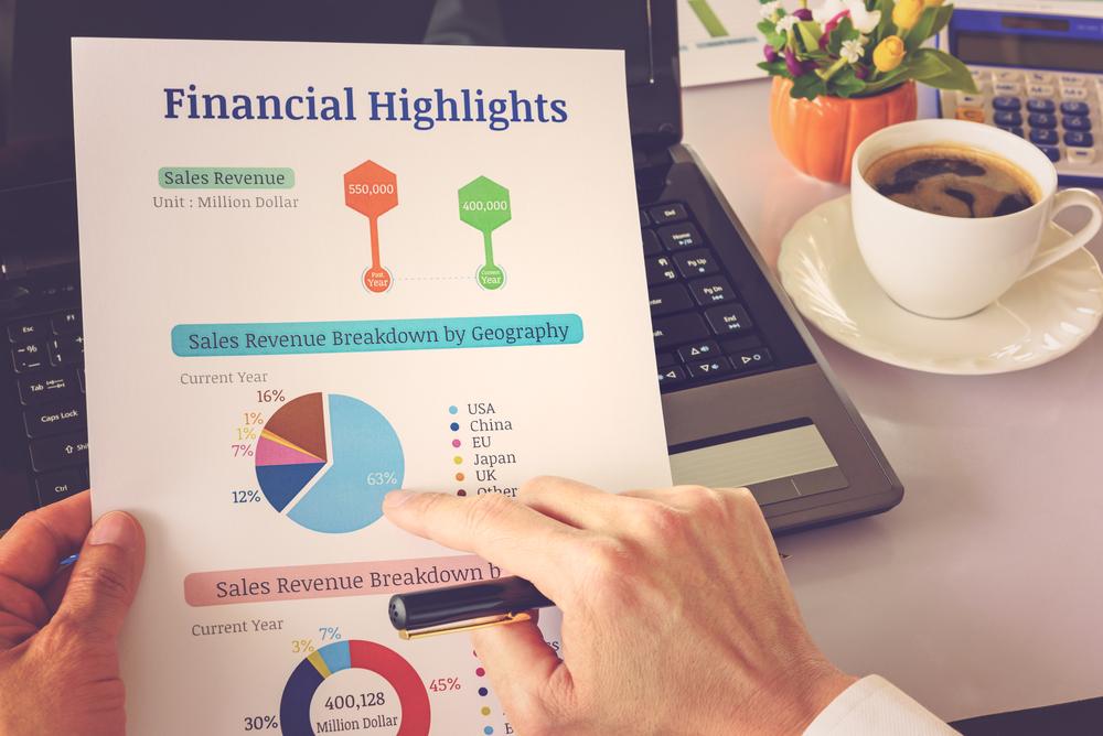 CFO improve your finances