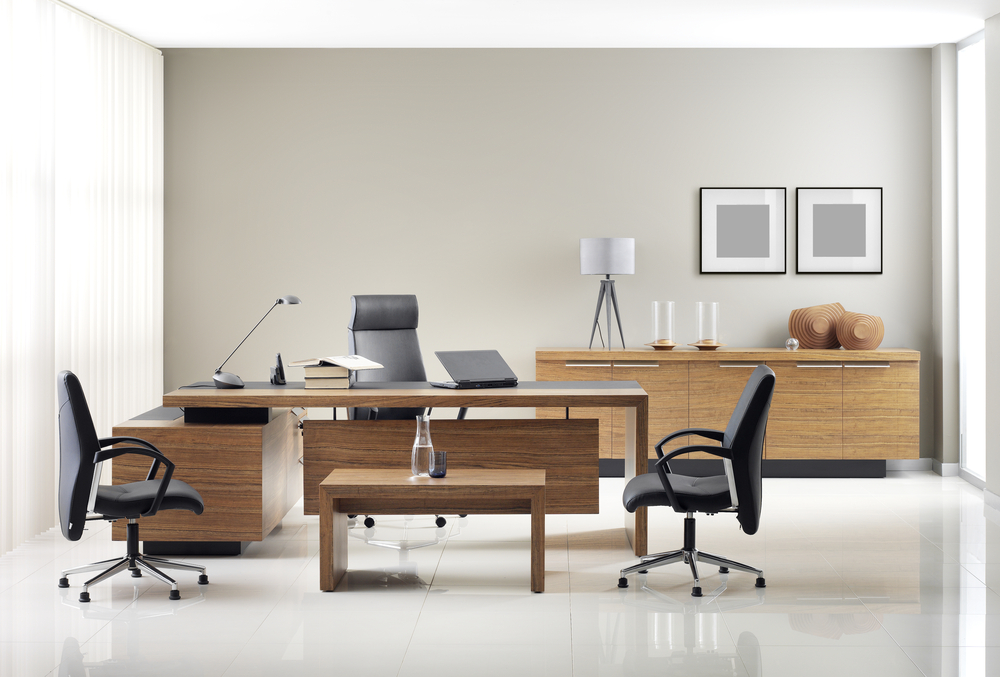 The Equipment such as office furniture