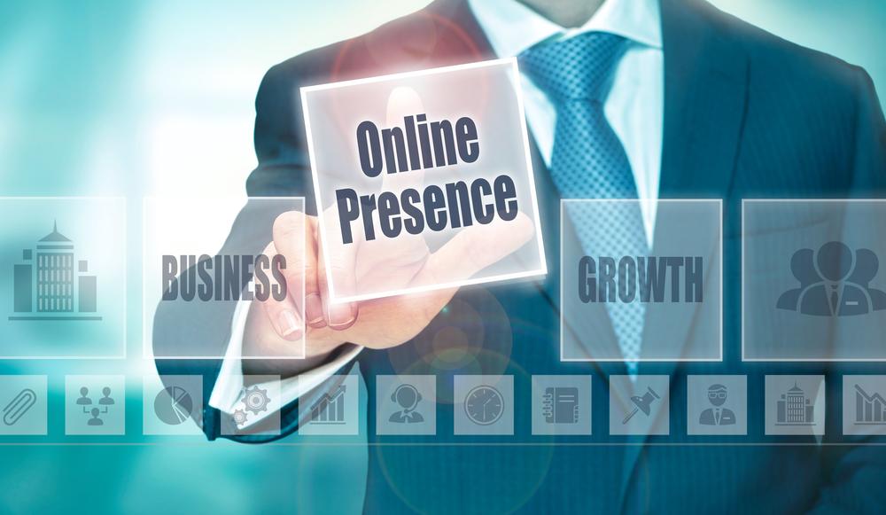 build social media presence-online