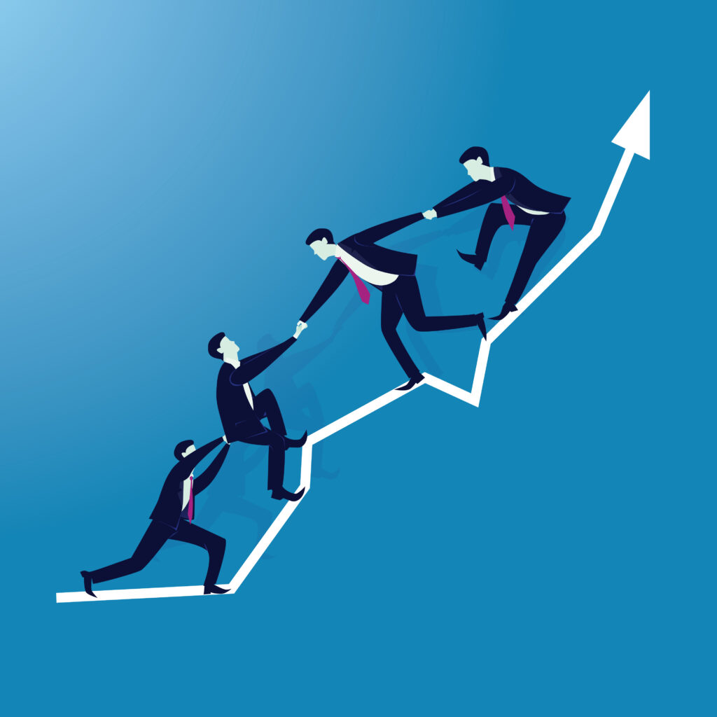 business growth simple move