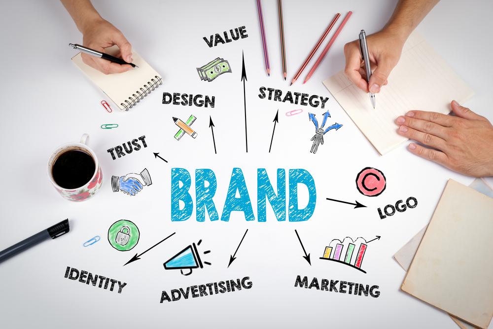 make your brand look unique