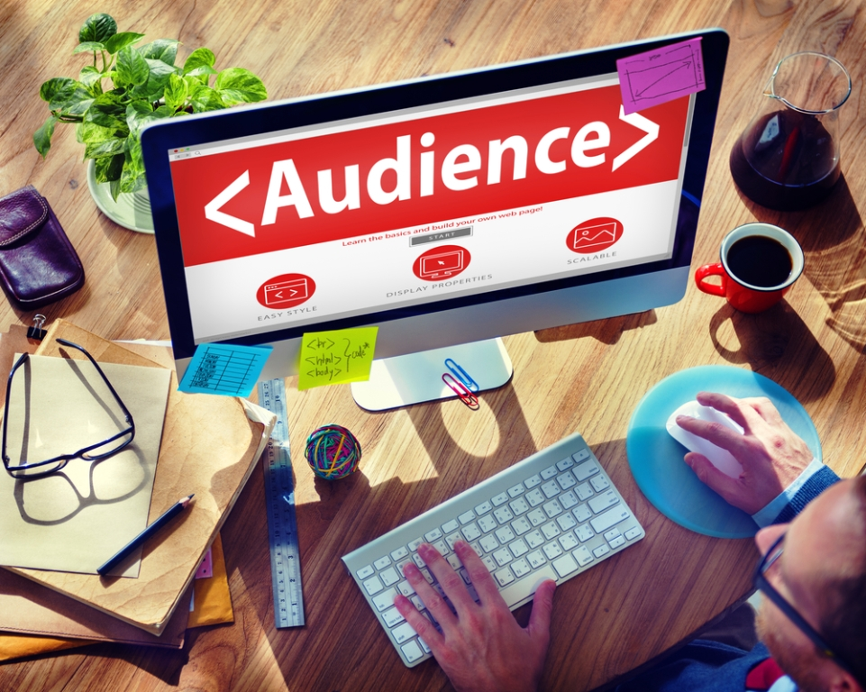 stay connected with audience