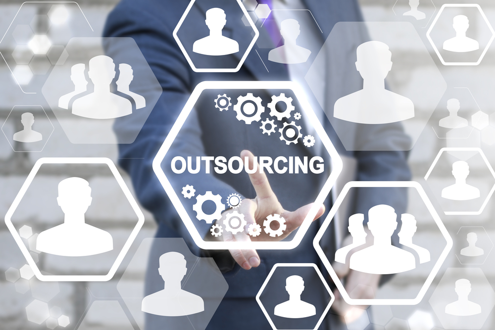work to outsource