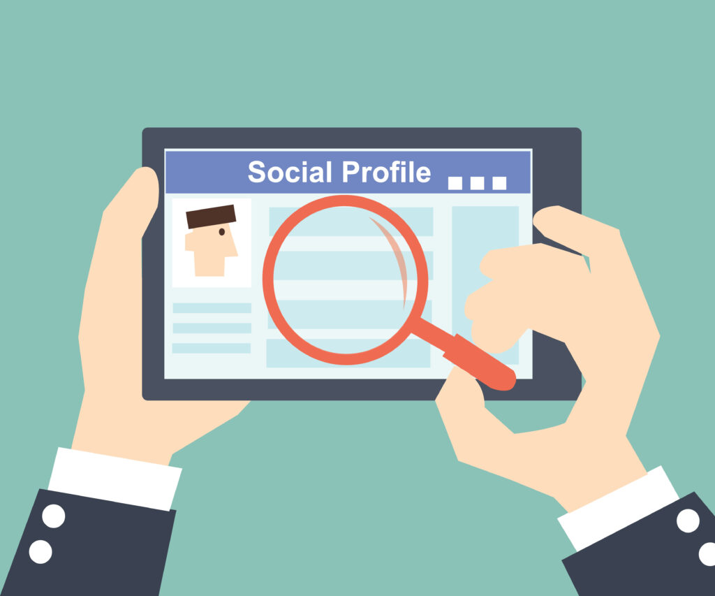 Social Media Profile picture importance