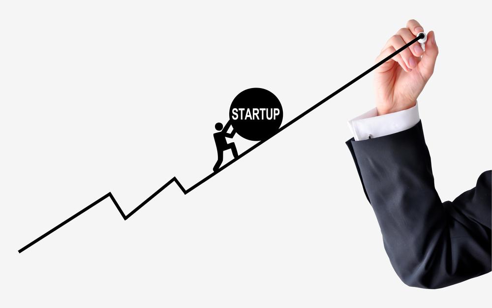 struggling startup business
