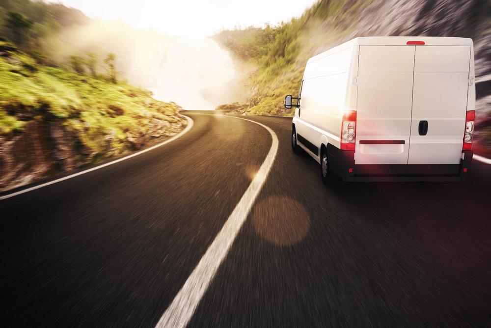 market your business on van