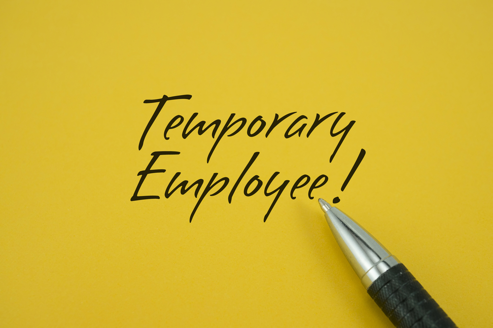 temporary staff employee hiring