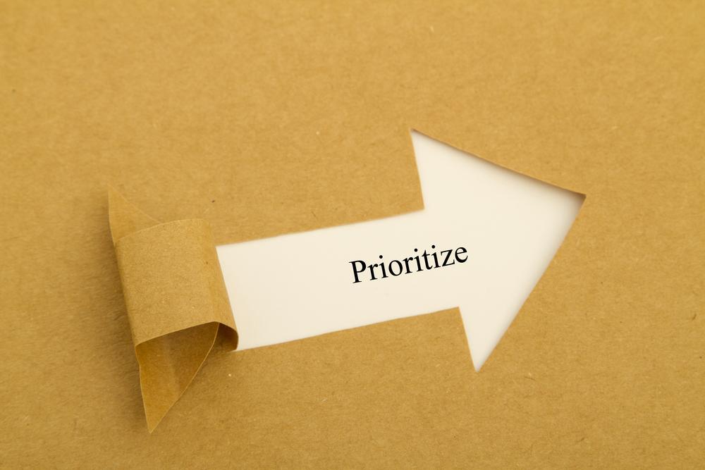 Prioritize Skills