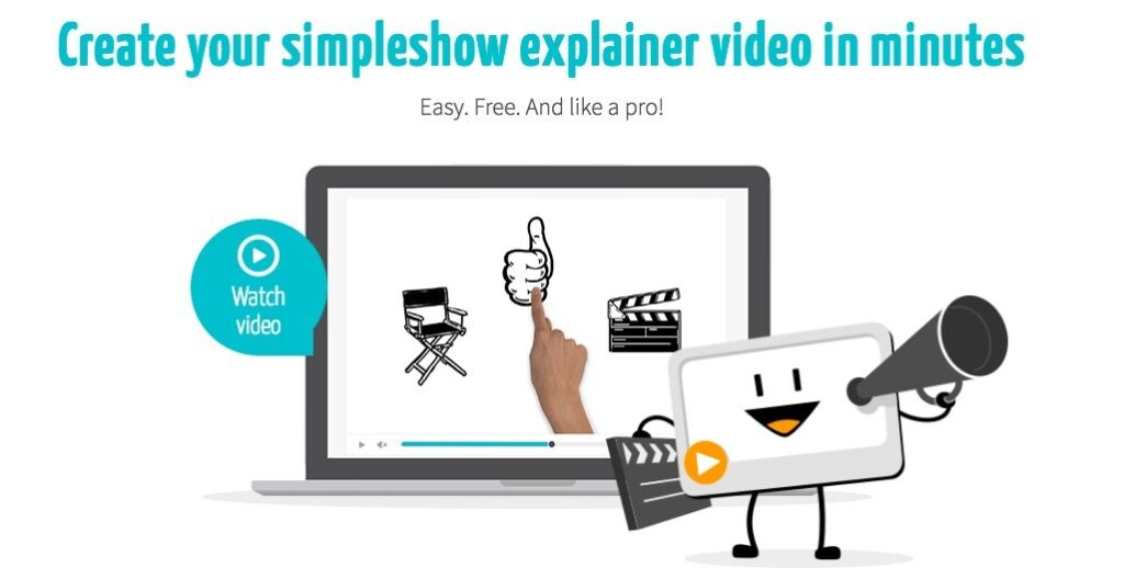 slide show explainer videos