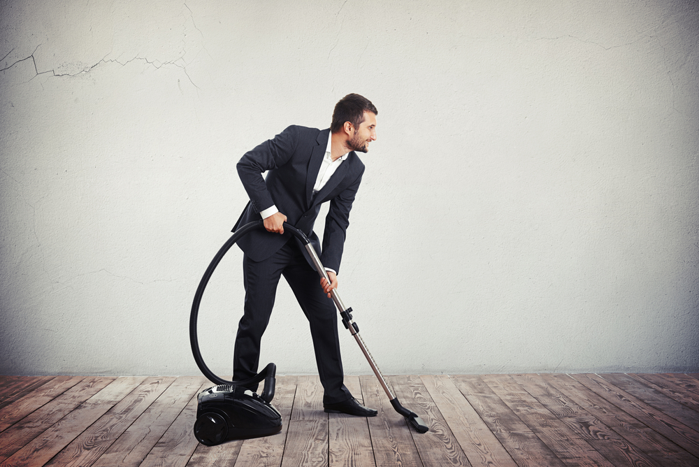 vacuum cleaners for business