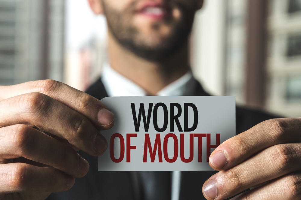 Mouth Advertising