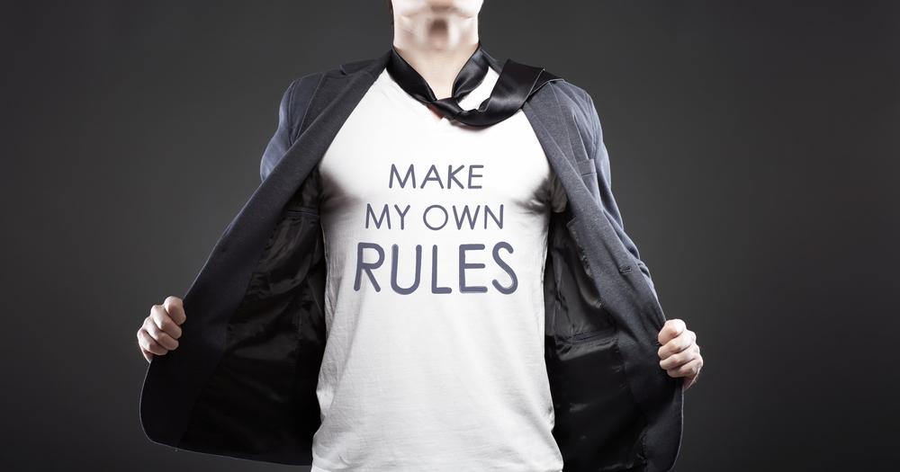 make own rules
