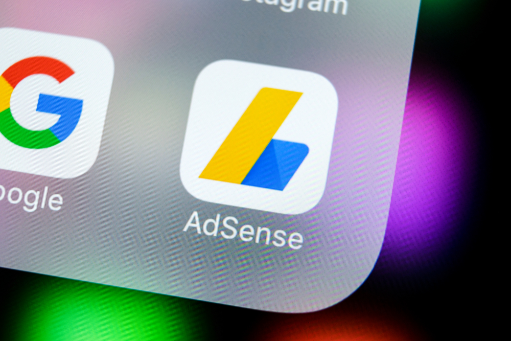 use google adsense