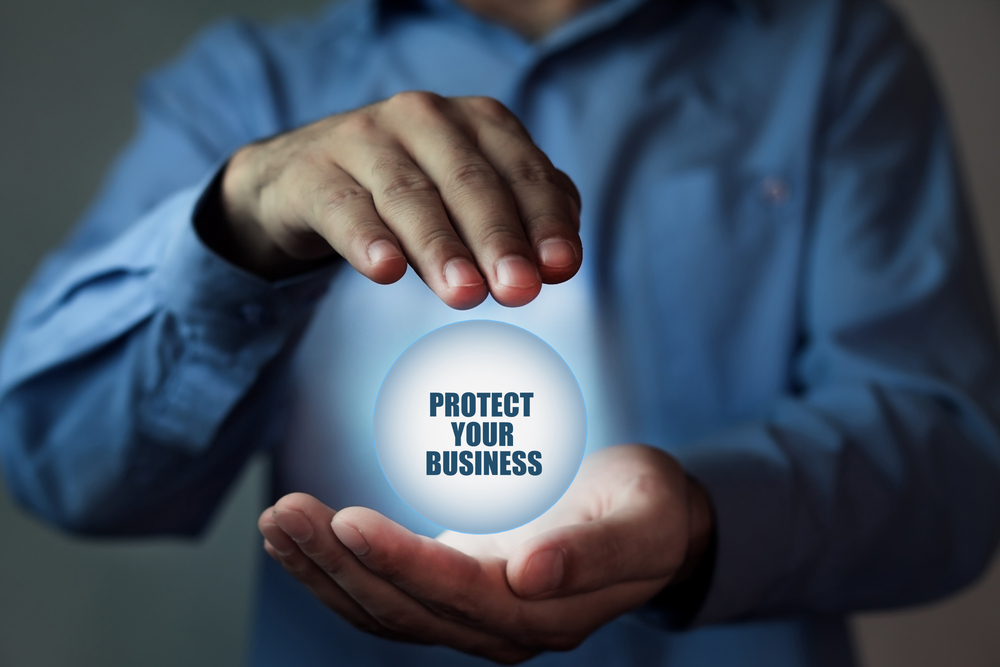 protect business from external internal issues