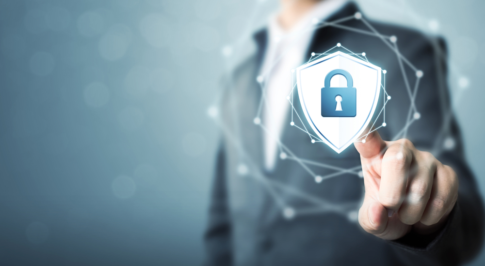 secure business from threats