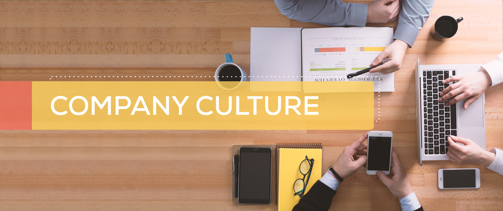 focus on company culture