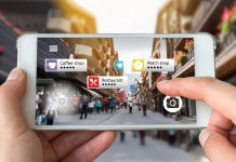 Augmented Reality and app development