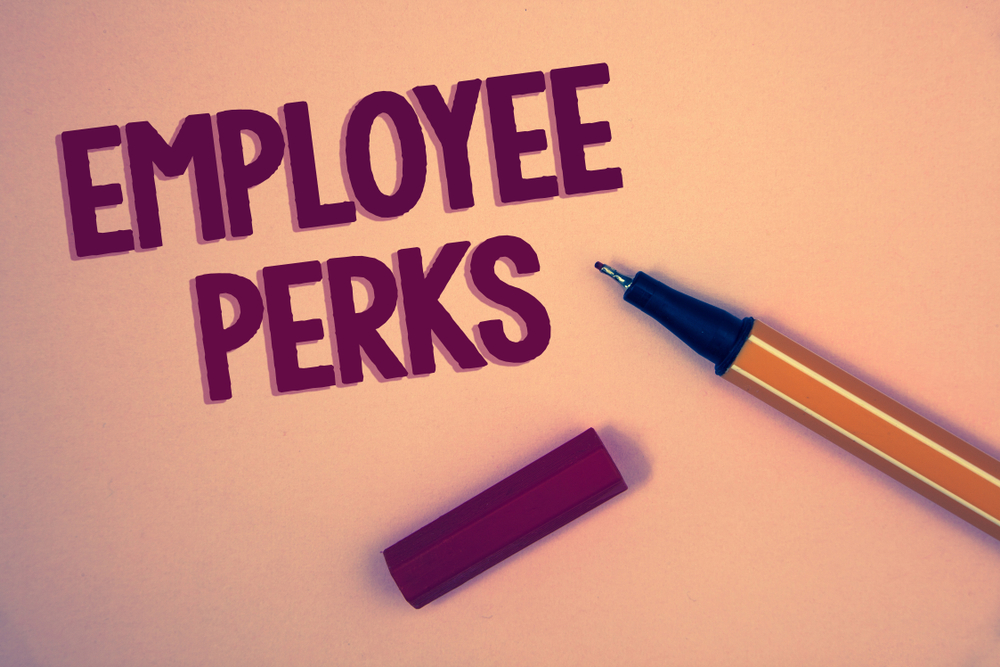 employees perks
