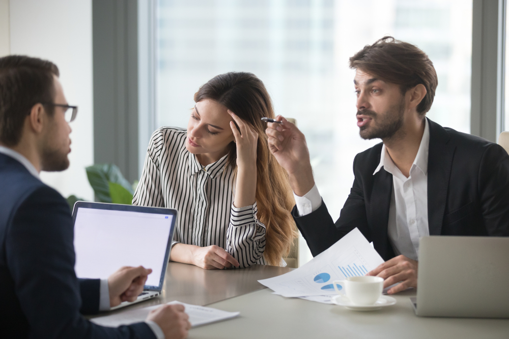losing customers with mistakes