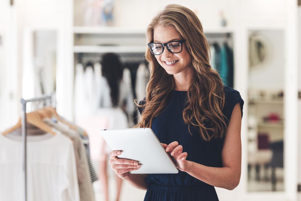 modern retail business