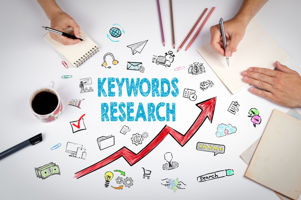 use keyword research