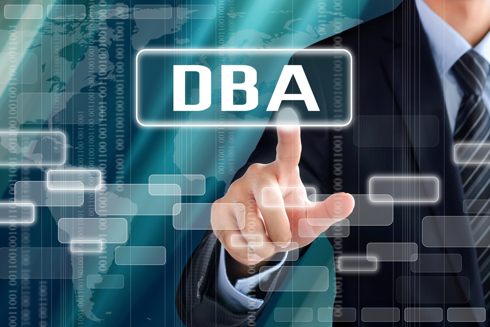 filing DBA for business