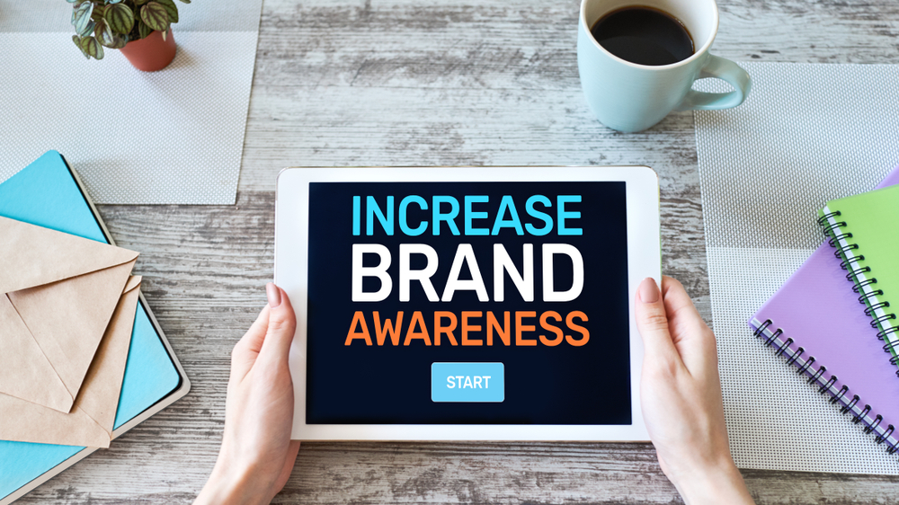 boost your brand awareness