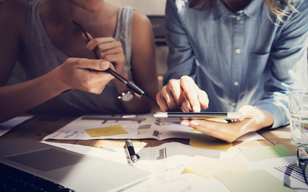 organizing business efficiency