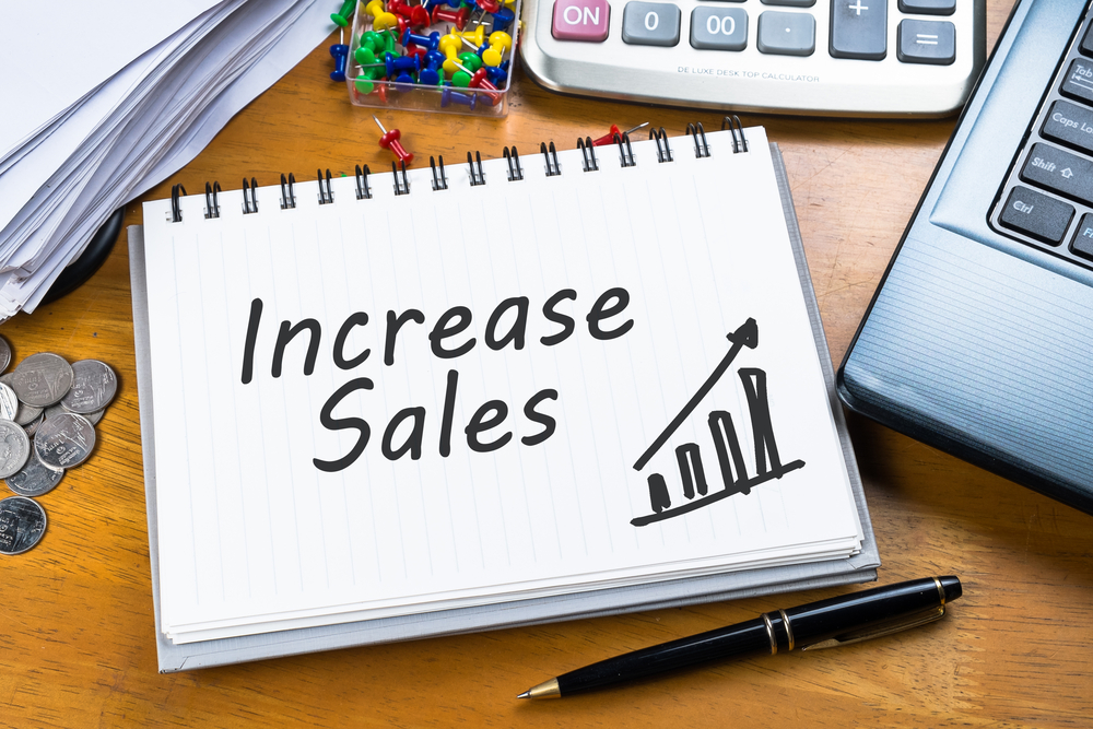 increase business sales