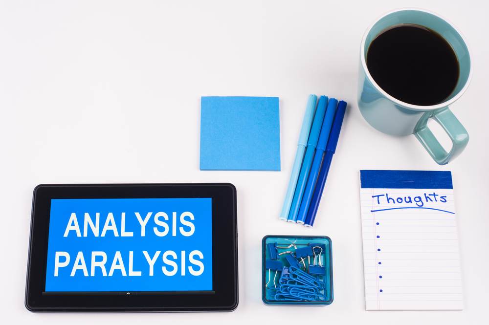 analysis paralysis in small businesses