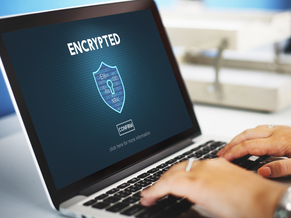 encrypt your business data