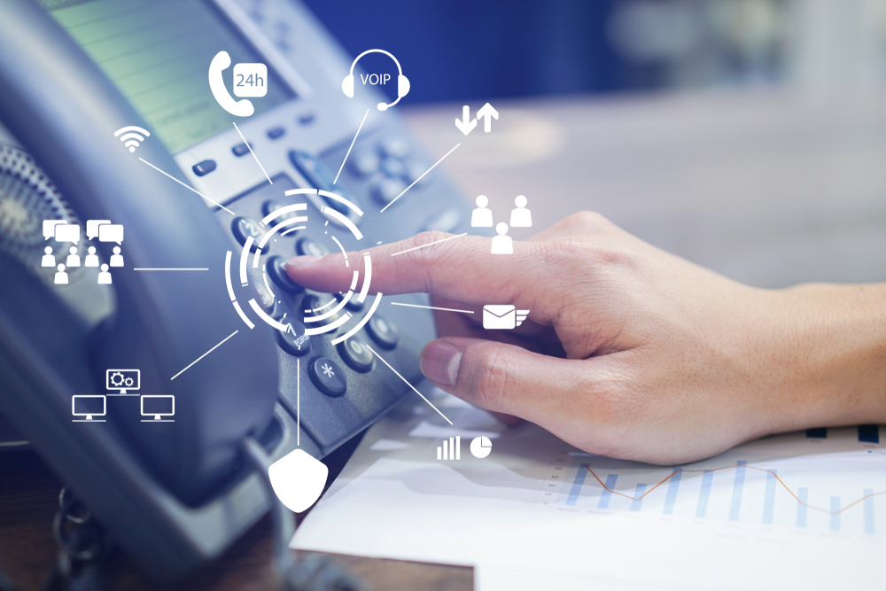 communication systems for business