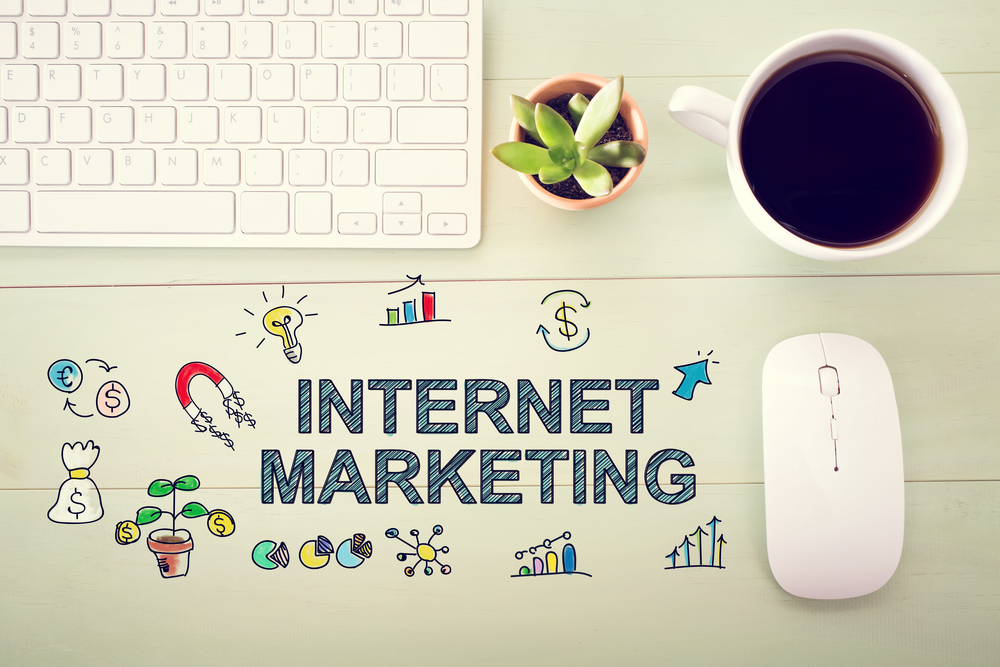 internet marketing to promote your company
