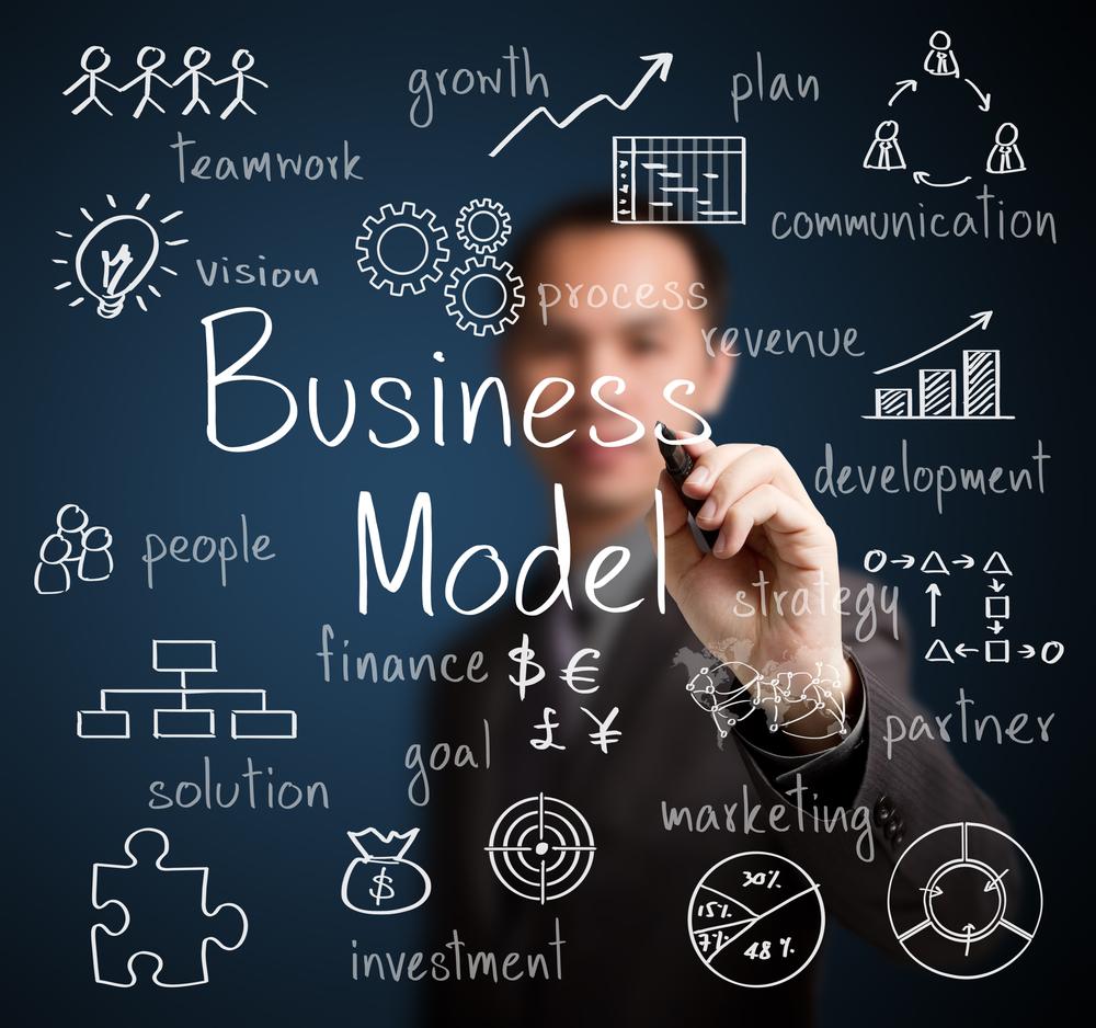 business model for startups