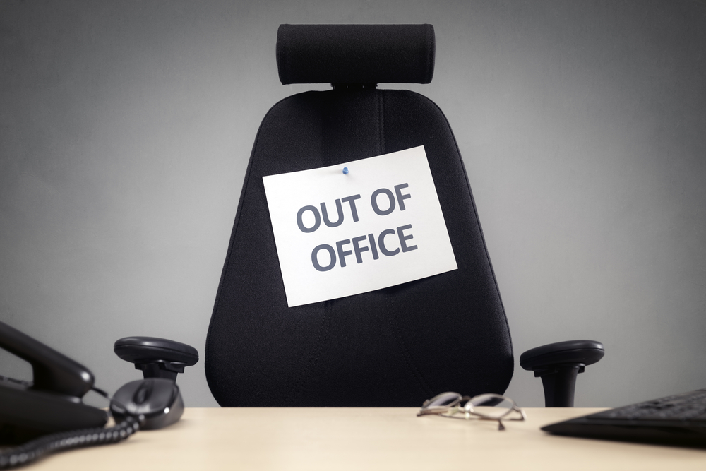 out of office autoresponder emails