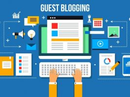 guest blogging for seo