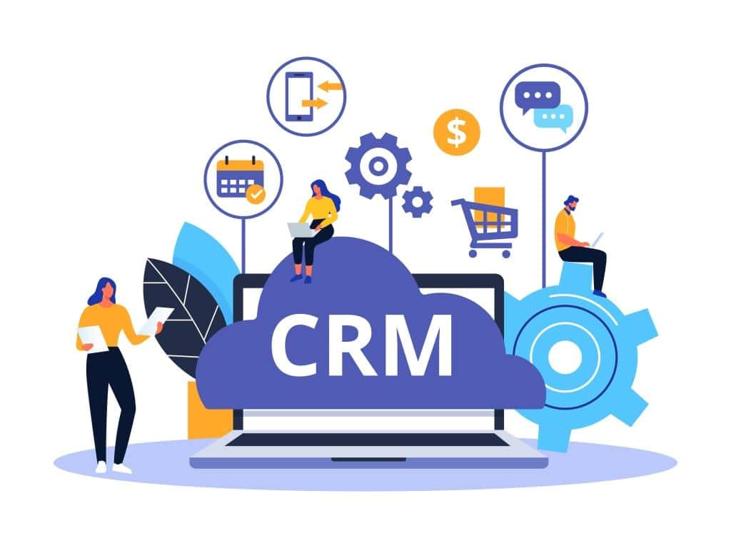 CRM systems benefits for businesses
