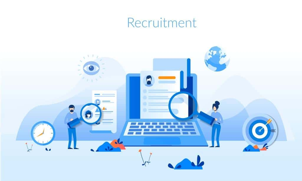 remote employees hiring tools