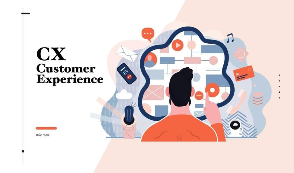 improve customer experience for your website